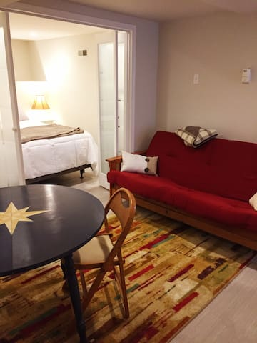 Cozy In-Law Suite, Quick to Downtown - Washington - Hus