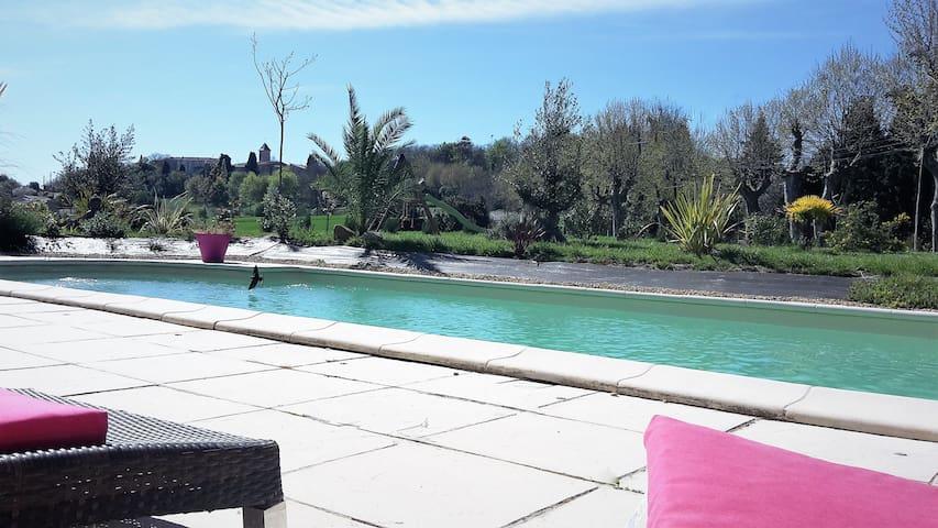 Superbe villa près Carcassonne - Carcassonne - House