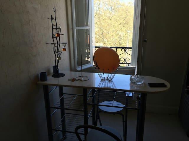 Beau studio T1 au coeur du centre ville. - Poitiers - Huoneisto