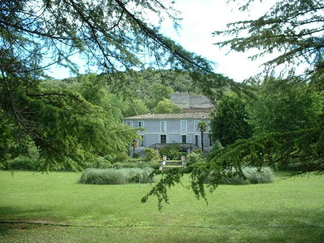 A private paradise in Villa Plantat's West Wing - Quissac