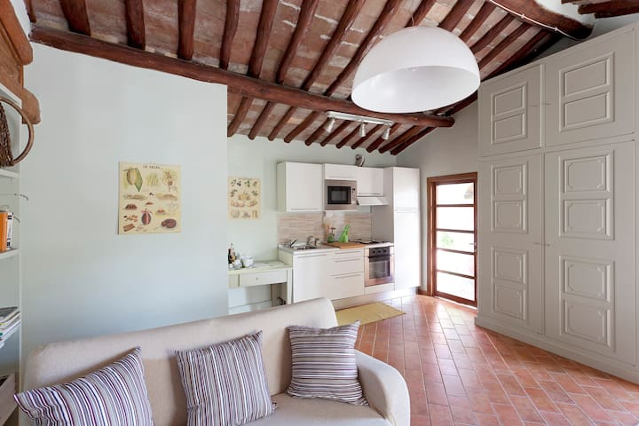 Holiday Home with Swimming Pool - Compiobbi - Appartement