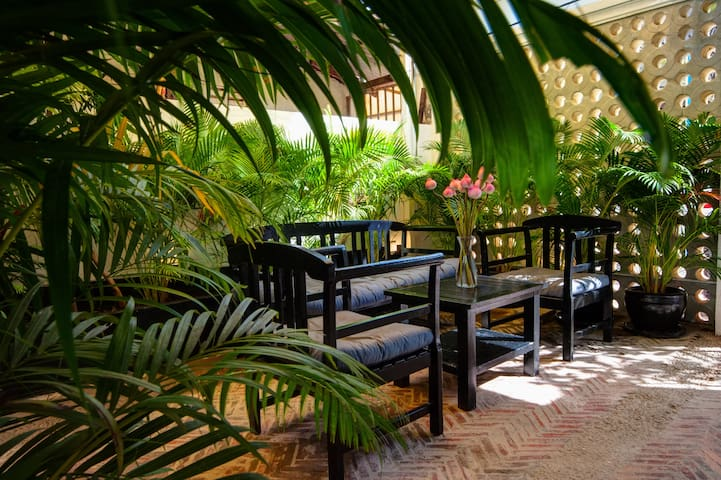 1950s Boutique Guesthouse in the hear of the city - Phnom Penh - Boutique hotel