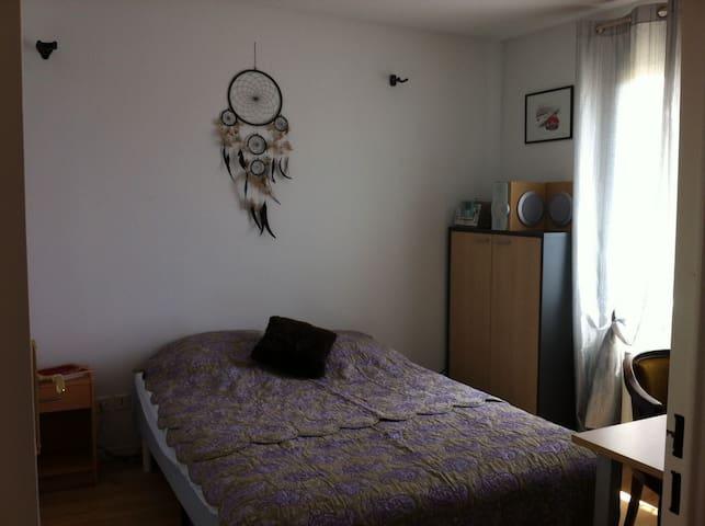 chambre d'hôte confortable  au calme - Rillieux-la-Pape - Ev