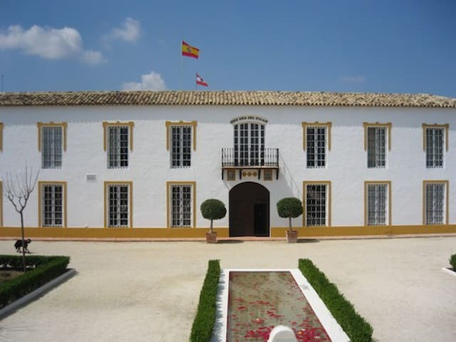Hacienda El Roso Suite 1 - Sevilla - Bed & Breakfast