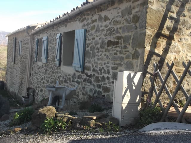 Maison Saint André - Le Poët-Célard