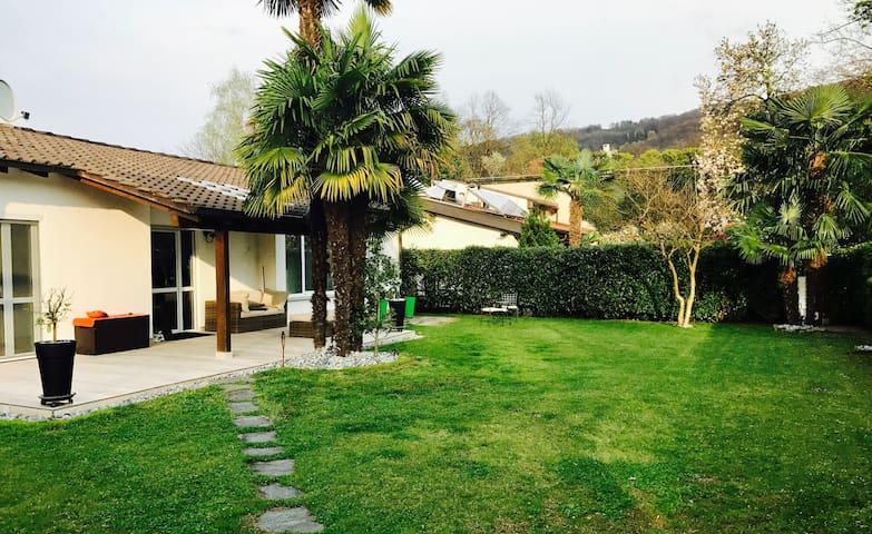 Private & Indipendent Suite - Magliaso - Magliaso - Maison