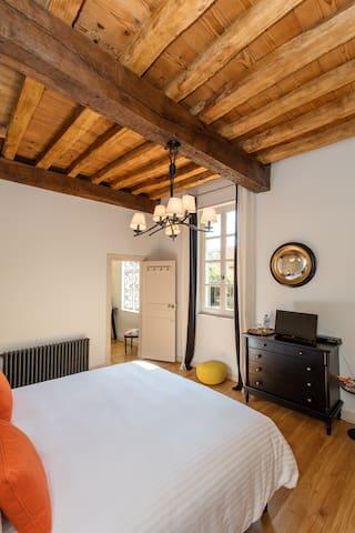 Garden view, double or twin beds - Puylaurens - Bed & Breakfast