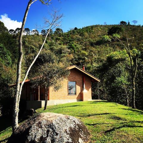 Quinta das Terras Altas - Casa do Plato - Gonçalves - Blockhütte