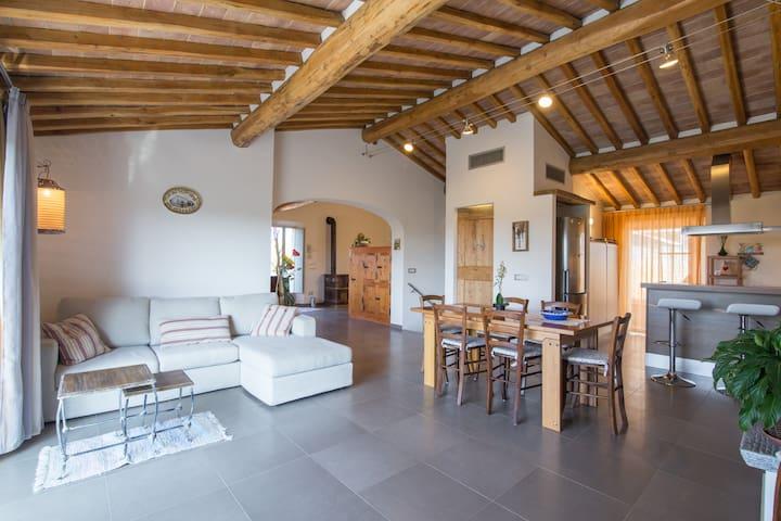 Le Redi Tuscany holiday villa in Chianti Classico - Castelnuovo Berardenga - Vila