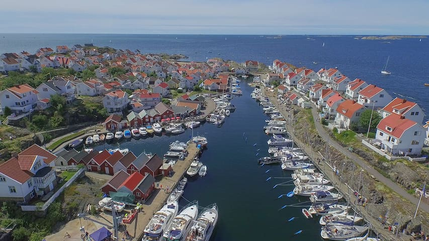 Island living in the archipelago - Åstol - Appartement
