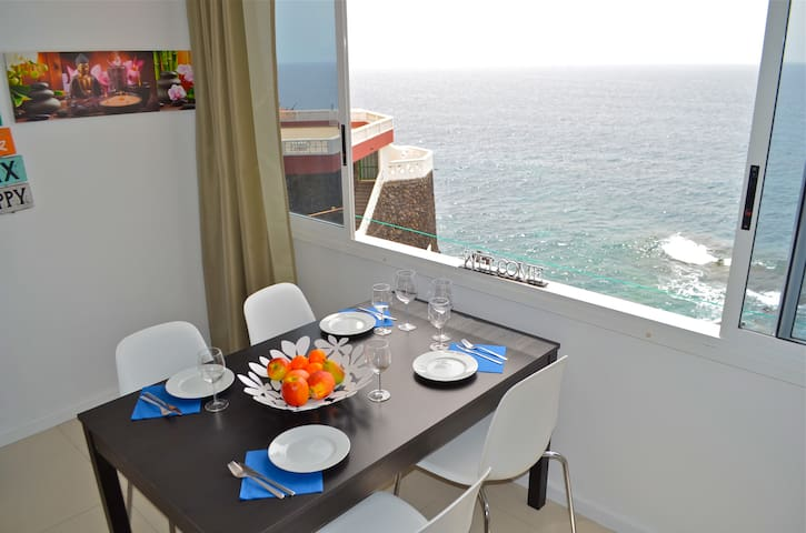 Two-room Apartment with Sea View - Santiago del Teide