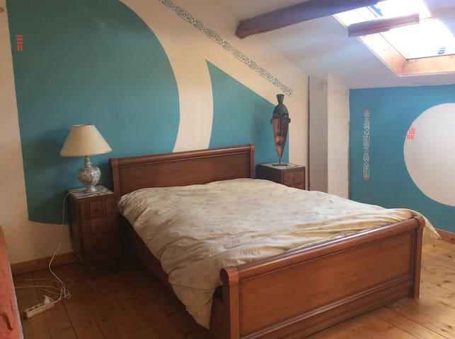 1 belles chambre à la campagne . - Lamastre - Talo