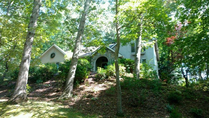 Mountain Hideaway in Waynesville w/Breakfast - Waynesville - Casa