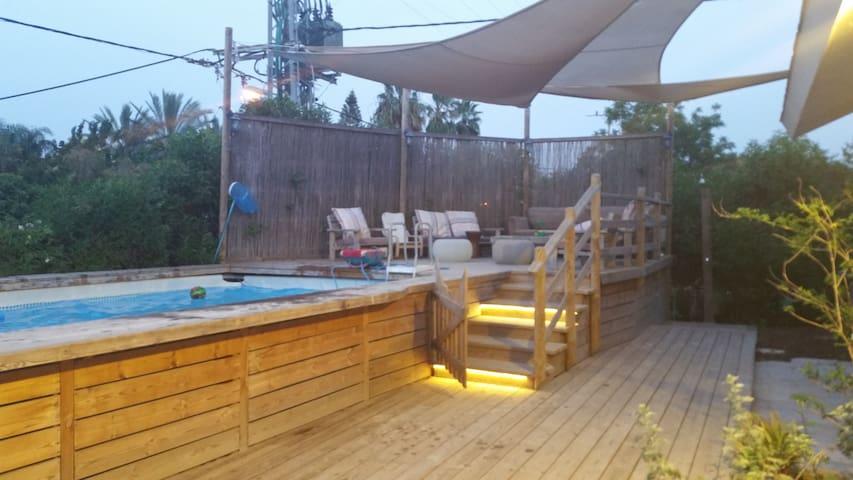 amazing villa - Kfar HaNagid - Casa de camp