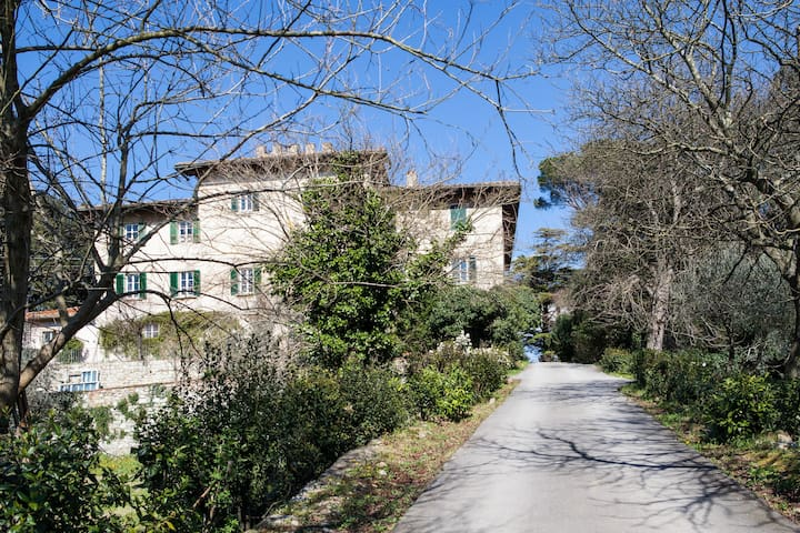 GARDEN MINIHOUSE ON FLORENCE HILLS - San Donato In Collina