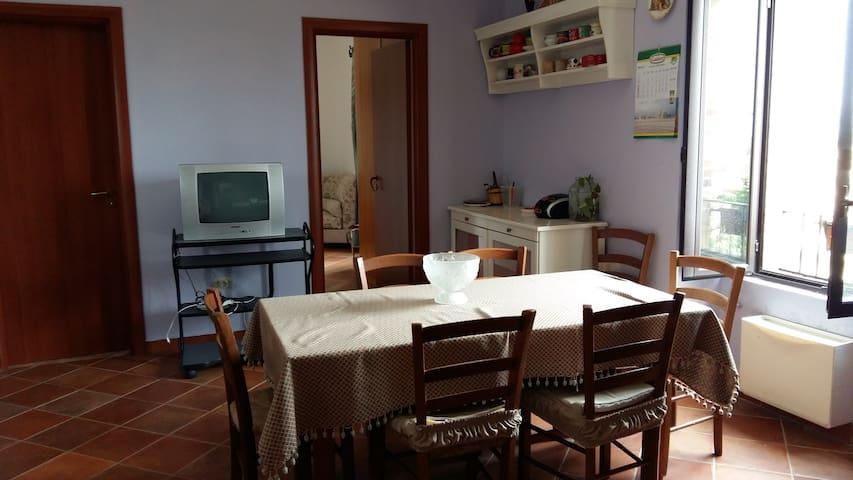 Casa vacanza in un antico casale vicino al mare - Saitta-dromo
