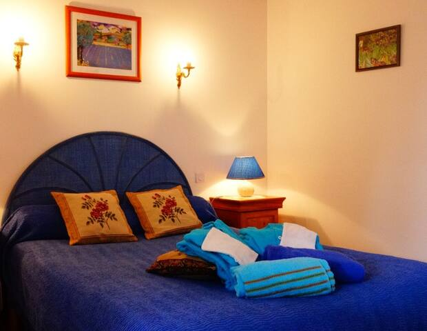Chambres d'hôtes à la campagne - Saint-Palais - 家庭式旅館