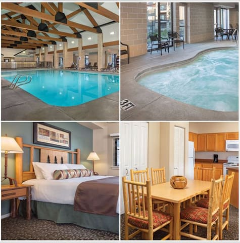 3 Bedroom Wyndham West Yellowstone - West Yellowstone