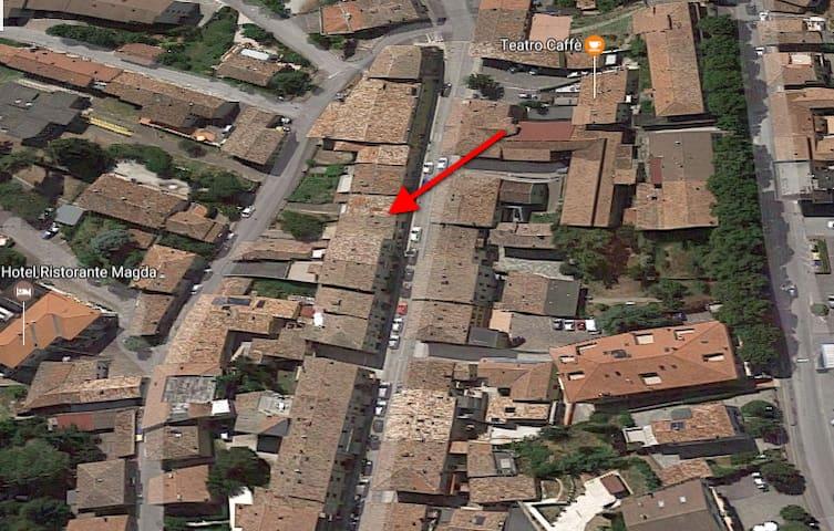 Flat in Novafeltria, hiking in the MarecchiaValley - Novafeltria