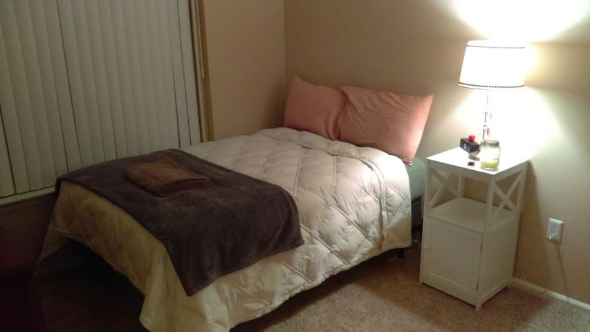 Cozy room close to Denver airport(: - Aurora - Daire