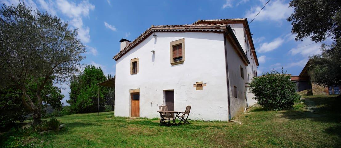 Casa rústica muy bien situada 4 p. - Vilamarí - 獨棟