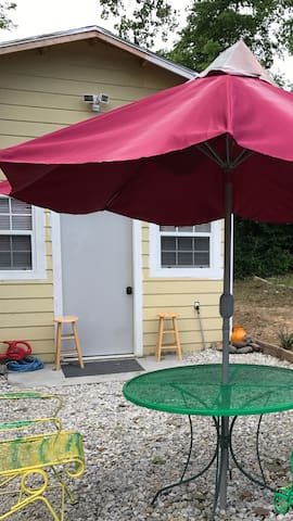 Tiny House near UNT - Denton - Rumah