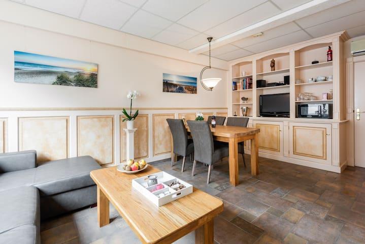 Prachtig nieuw appartement - Den Helder - 아파트
