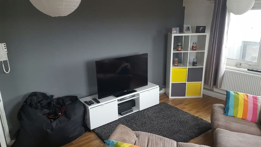 Large apartment with views of Liverpool - Birkenhead - Byt