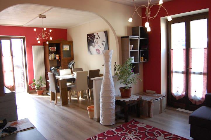 Appartamento a Castellar, 5km da Saluzzo. - Castellar