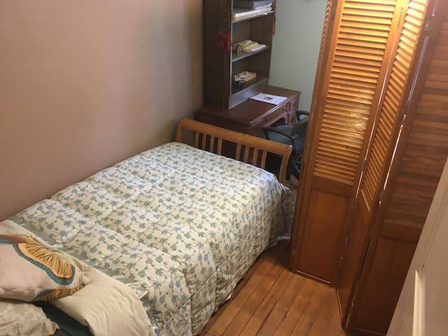 Urban Farm Homestead - Shared Room, Upstairs - Salt Lake City - Bed & Breakfast