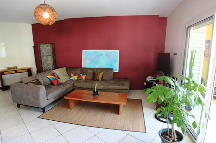 Spacious and fully equiped flat - Noumea - Apartamento