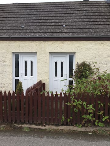Cosy Single Room in Country Cottage - Inverness - Huis