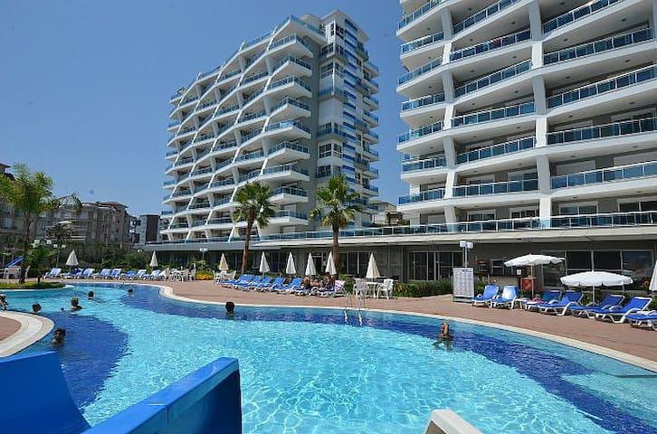 Уютные апартаменты в одном из лучших комплексов - Cikcilli Belediyesi