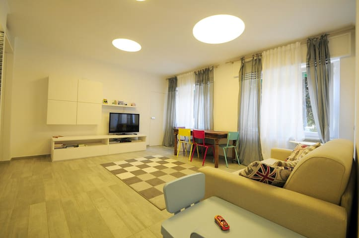 Casa Betta perfetta per famiglie - Recco - Lägenhet