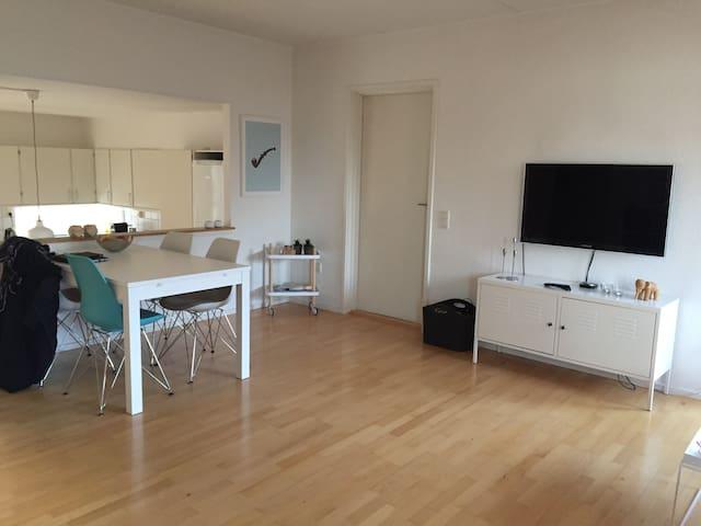 Dejlig lejlighed/hus i Farum - Farum
