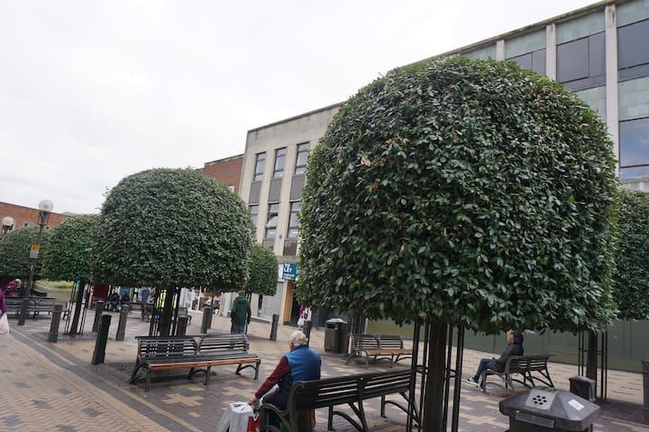 Wakefield Kirkgate Apartments by Alfahouse - Wakefield - Διαμέρισμα