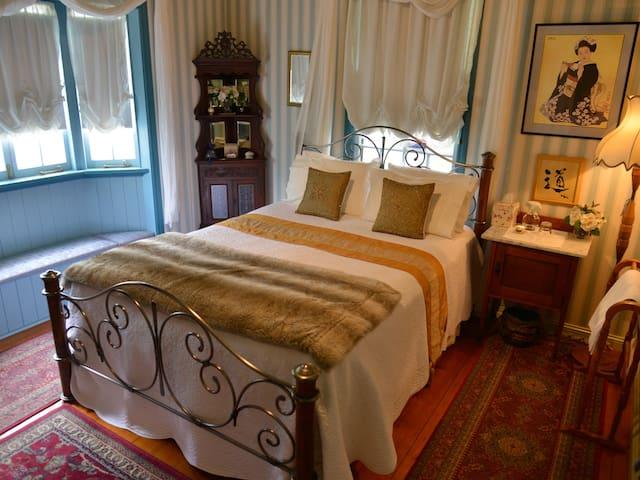 A luxury trip to yesteryear, in Historic Ipswich - Ipswich - Appartement