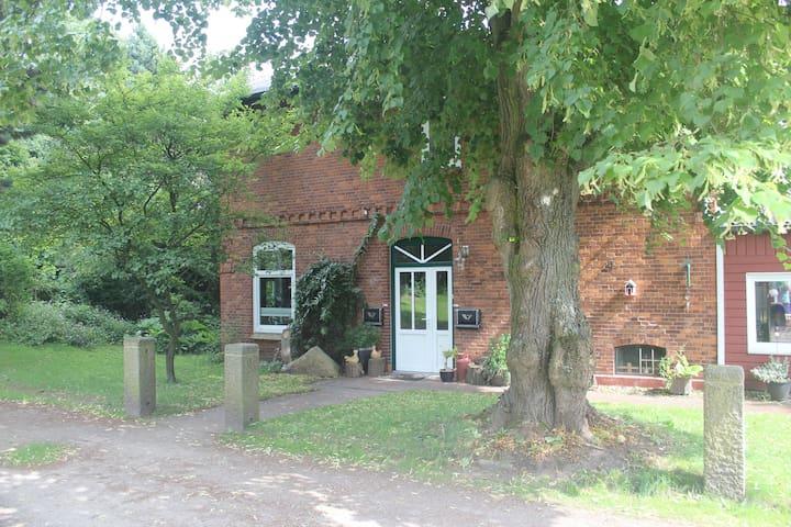 Charming family friendly apartment in rural idyll - Kiel - Leilighet
