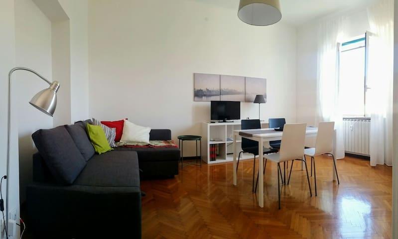Rugiada apartment sea view - Trieste - Appartement