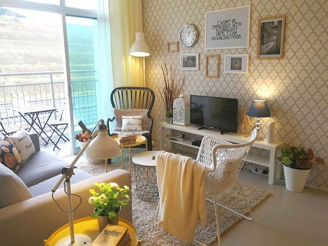 Scandinavian Home @ Cameron - Near to Night Market - Brinchang - Apartamento