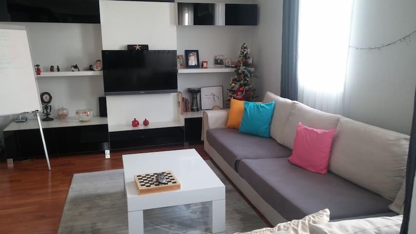 Home your sweet home in Antalya.... - Muratpaşa - Appartement