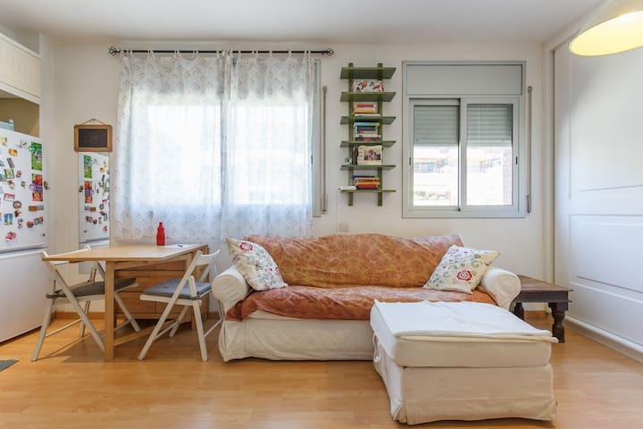 Loft con encanto ideal familias con niños pequeños - Sant Feliu de Llobregat