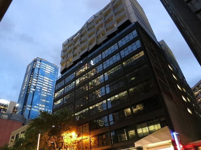 best location for travellers in Melbourne - Melbourne - Appartement