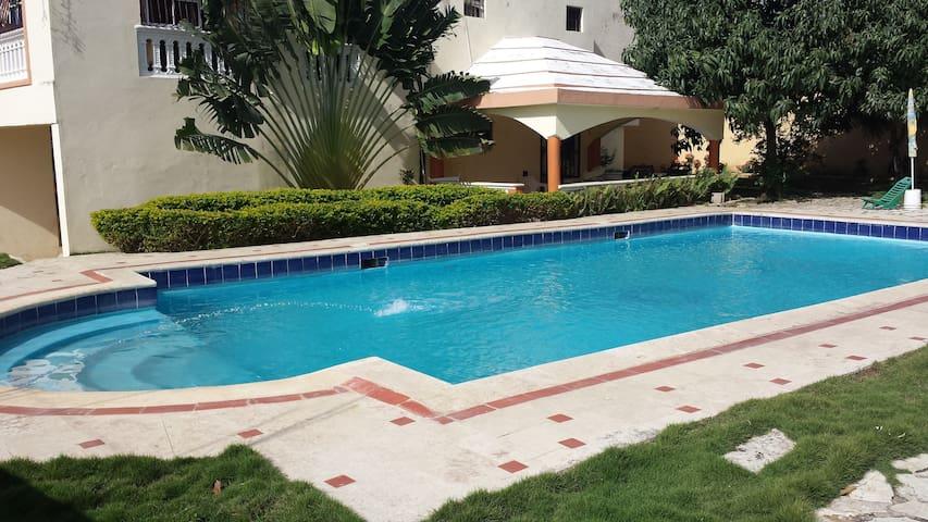 Hab Baño privado, Desayuno Incluído - San Cristobal - Ev
