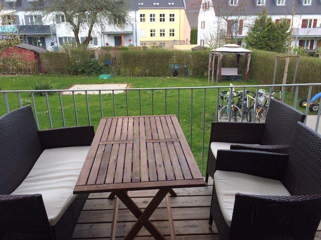 Quiet and cosy room near university - Regensburg - Byt