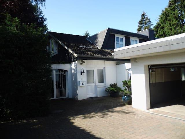 Ruhige und helle 62 qm Wohnung in Quickborn-Heide - Quickborn