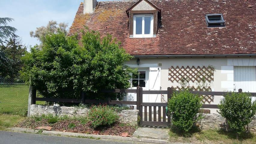 Gîte proche Châteaux de la Loire - Chédigny - Casa