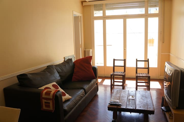 Cozy private room in the heart of BA! - Buenos Aires - Appartement