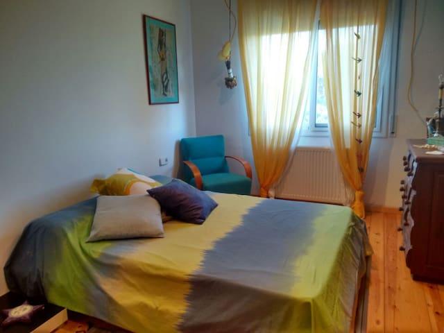 Habitación doble M cerca de la playa - Valveralla - Bed & Breakfast