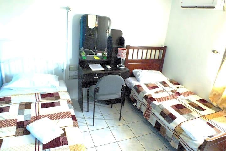 Maria Luisa Residence Room 202 - Talisay City - Apartmen